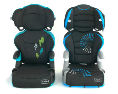 """Evenflo, Maker of the """"Big Kid"""" Booster Seat, Put Profits Over Child Safety"""