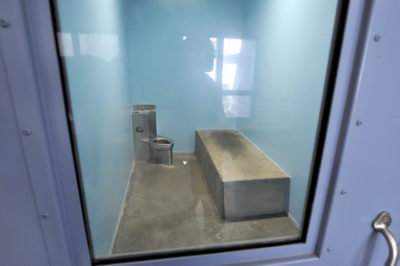 A Jail Increased Extreme Isolation to Stop Suicides. More People Killed Themselves. 2