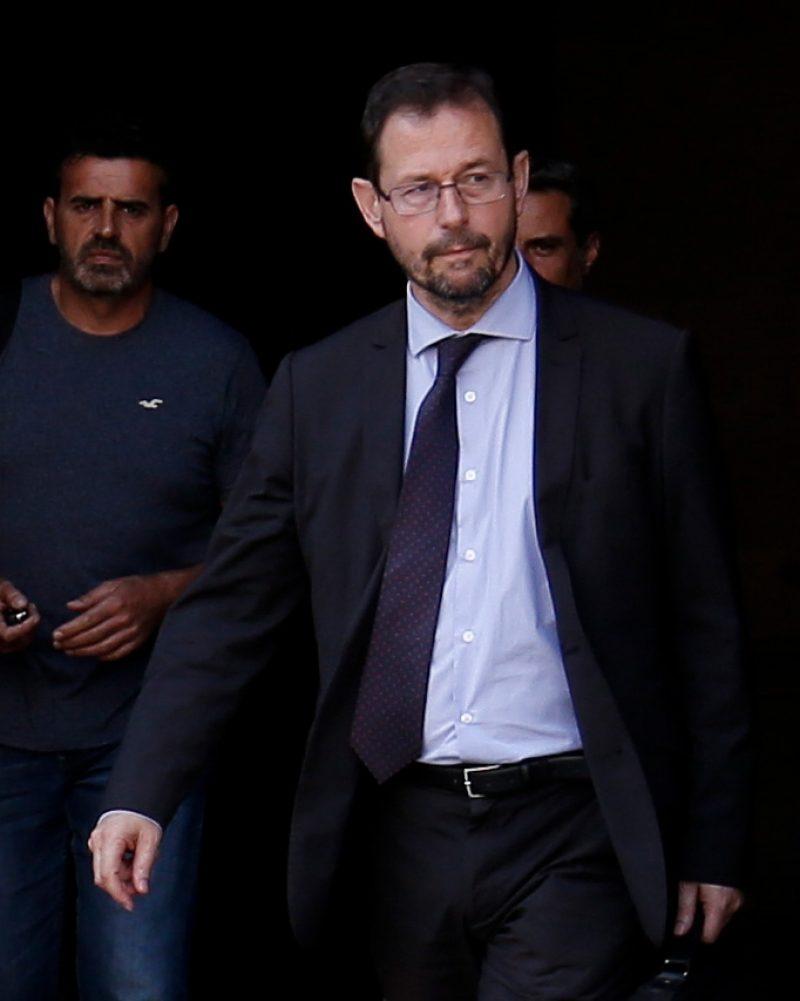 José Grinda Gonzalez, a veteran prosecutor in a Madrid anti-corruption unit, has become Spain's leading law enforcement expert on Russian mafias. Photo credit: Pau Barrena/AFP
