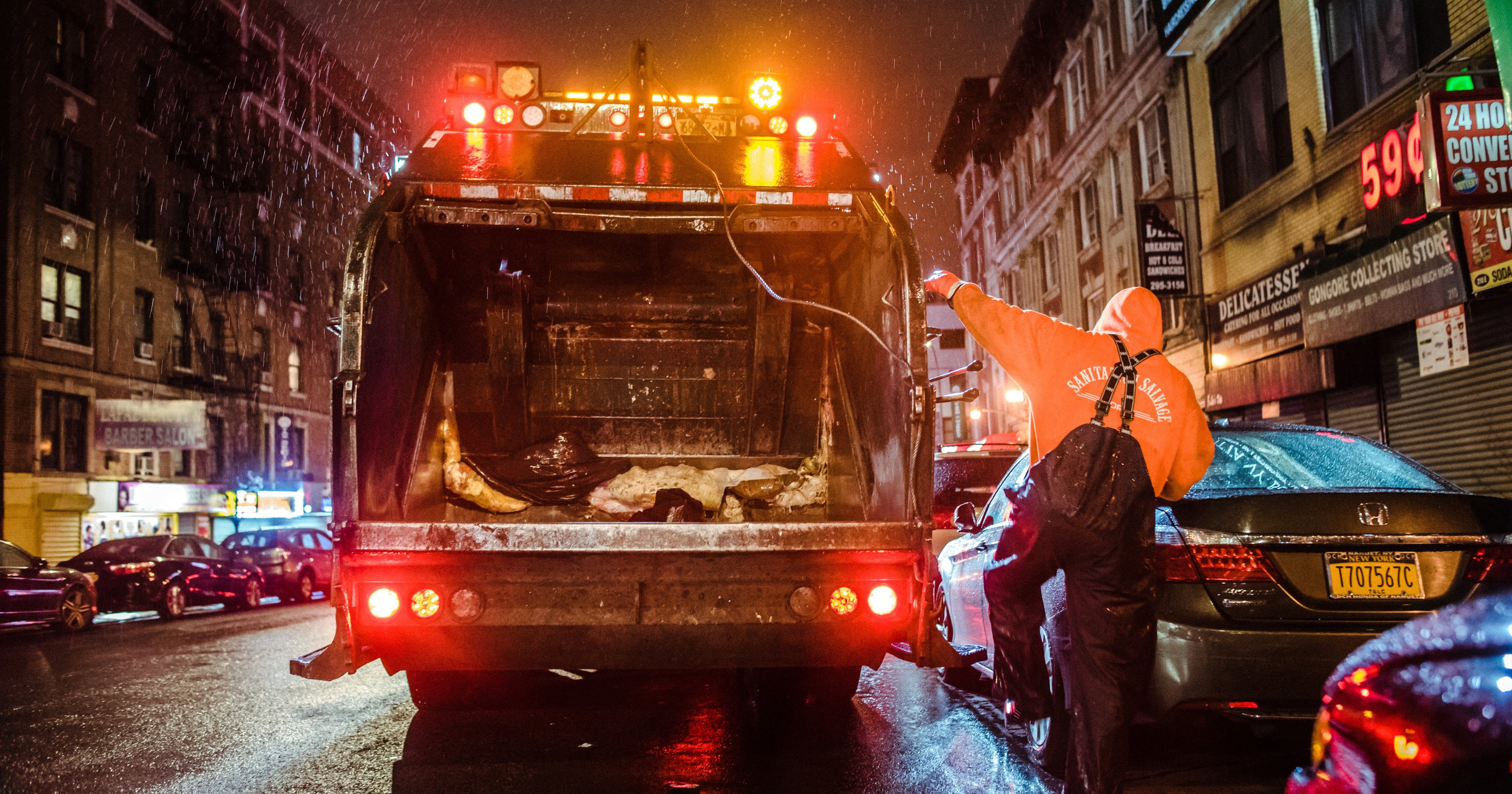 Hell on Wheels: The Rogue World of One of New York's Major Trash Haulers