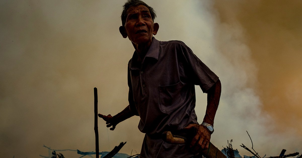 An Indonesian Village That's Fighting for Its Life