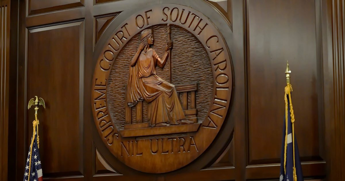 Have a Complaint About a South Carolina Judge? Help Us