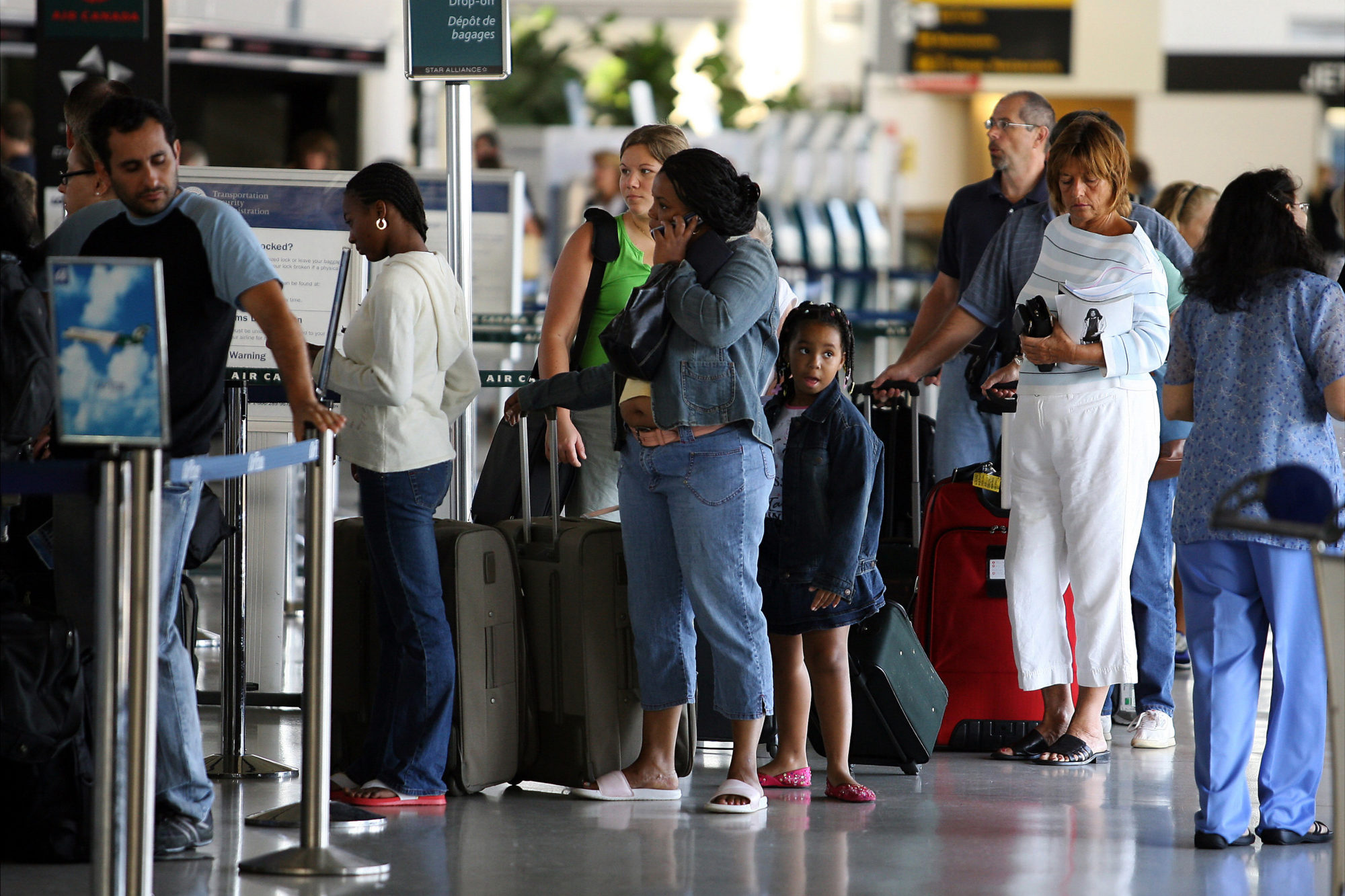 Have TSA Agents Searched Your Hair in Airport Security Lines? Tell Us.