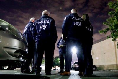ICE Official Say 232 Arrested During Recent NorCal Operation