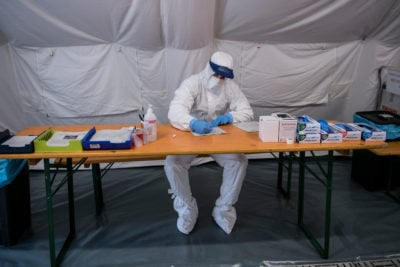 Emergency Medical Responders Have Lacked Guidance and Are Stretched for Supplies and Personnel to Combat Coronavirus 2