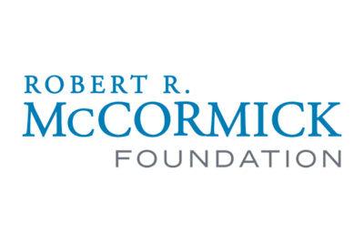 McCormick Foundation logo