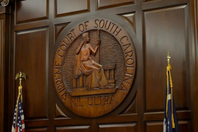 South Carolina: The State Where Judges Rule Themselves in