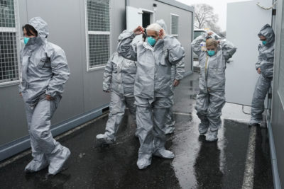 Congress Passed $8.3 Billion in Emergency Coronavirus Funding, but First Responders Still Can't Buy Masks 1