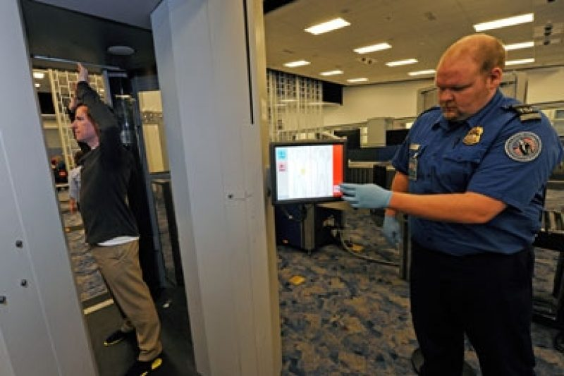 TSA Airport Scanners Wouldn't Catch an Implant Bomber