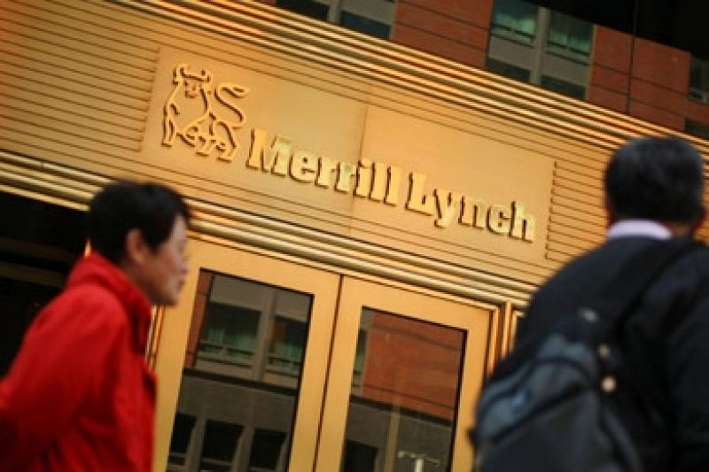 The 'Subsidy': How a Handful of Merrill Lynch Bankers Helped