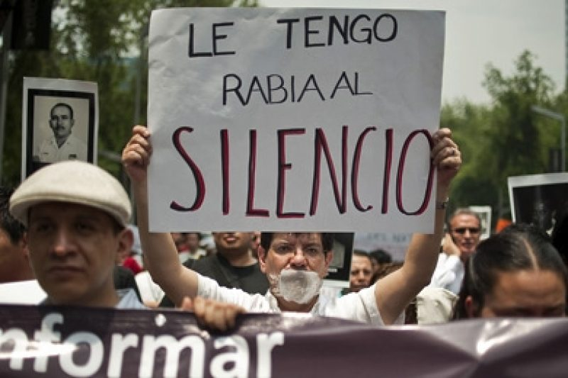 Mexico's Regional Newspapers Limit Reporting of Cartels' Role in