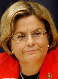 Rep. Ileana Ros-Lehtinen (R-FL) (AP Photo/Charles Dharapak)
