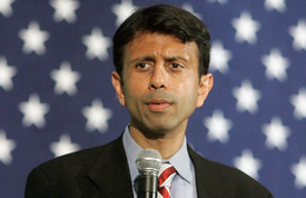 Louisiana Gov. Bobby Jindal (AP Photo/Bill Haber, File)