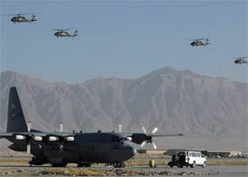 Bagram Air Base (Photo by Staff Sgt. Joshua T. Jasper)
