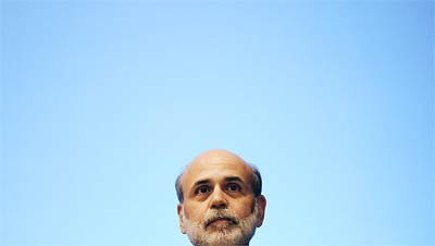Fed Chairman Ben Bernanke blasted AIG this week (Toby Melville/Reuters file photo).