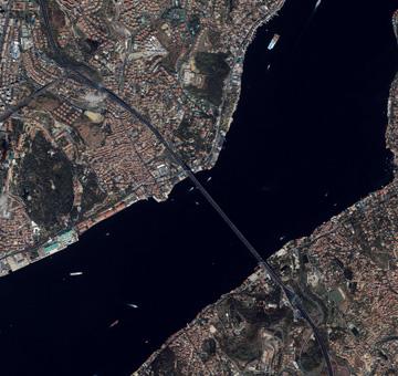 GeoEye Satellite Image