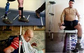 Disposable Army: Click to read our complete coverage on injured war contractors