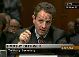 Secretary Timothy Geithner
