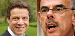 NY Attorney General Andrew Cuomo and Congressman Henry Waxman have called for more bank scrutiny.