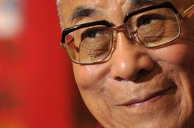 Dalai Lama (FABRICE COFFRINI/AFP/Getty Images)