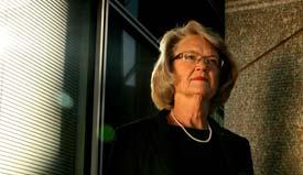 Dee Patrick, a veteran nurse, built a temp business in the mid-1980s.  (Liz O. Baylen / Los Angeles Times)