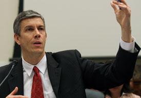 Education Secretary Arne Duncan (WDCPIX)