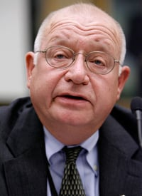 Dr. Christopher De Rosa testifies on Capitol Hill on April 1, 2008. (Chip Somodevilla/Getty Images)
