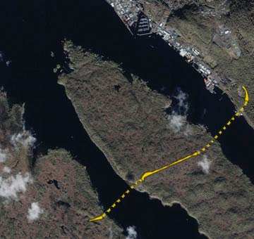 GeoEye Satellite Image