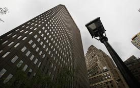 Goldman Sachs headquarters in New York (Getty Images/Mario Tama)