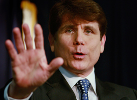 Illinois Gov. Rod Blagojevich (Scott Olson/Getty Images)