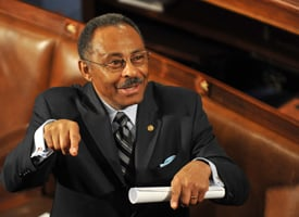 Sen. Roland Burris (Paul J. Richards/AFP/Getty Images)