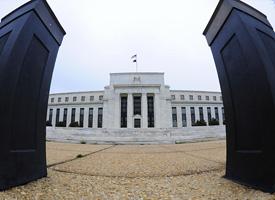 The Federal Reserve building. (Karen Bleier/AFP/Getty Images)