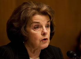 Sen. Dianne Feinstein (Mandel Ngan/AFP/Getty Images)