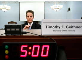 Secretary Timothy Geithner (Alex Wong/Getty Images)