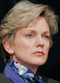 Michigan Gov. Jennifer Granholm (Credit: Bill Pugliano/Getty Images)