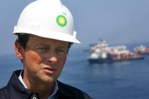 Tony Hayward, then a 25-year BP veteran, took over BP in May 2007 as global CEO. (Sean Gardner/-Pool/Getty Images)