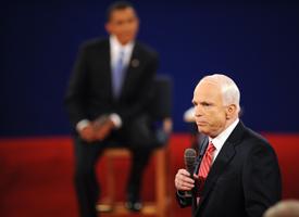 John McCain (Stan Honda/AFP/Getty Images)