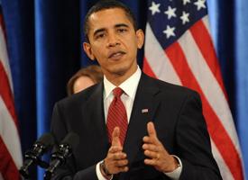 President-elect Barack Obama (Nicholas Kamm/AFP/Getty Images)