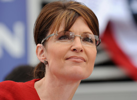 Sarah Palin (Credit: Robyn Beck/AFP/Getty Images)