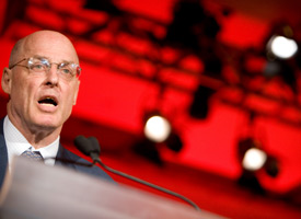 Treasury Secretary Hank Paulson (Brendan Hoffman/Getty Images)