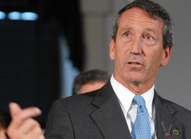 South Carolina Gov. Mark Sanford (William Thomas Cain/Getty Images)