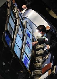 New York Stock Exchange (Stan Honda/AFP/Getty IMages)
