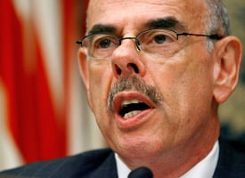 Chairman Henry Waxman (D-CA) (Credit: Chip Somodevilla/Getty Images)