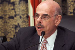 Rep. Henry Waxman announced Thursday that the House Committee on Energy and Commerce, which he chairs, is launching an investigation into potential environmental impacts from hydraulic fracturing. (Tim Sloan/AFP/Getty Images)