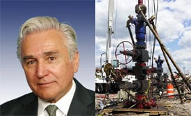 Rep. Maurice Hinchey (D-NY) said he expects the EPA to follow through on Congress' request for additional study of hydraulic fracturing.