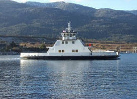 The M.V. Oral Freeman ferry (Credit: Ketchikan Gateway Borough)