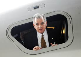 Transportation Secretary Ray LaHood (Getty Images/AFP File Photo)