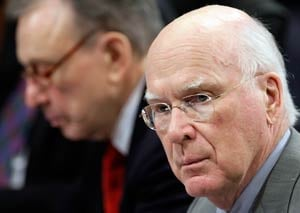 Senator Patrick Leahy (D-Vt) (Getty file photo/Alex Wong)