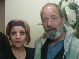 Jeanenne Longacre and her husband Robert.
