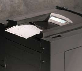 The ES&S M-100 Precinct Ballot Counter